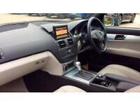 2009 Mercedes-Benz C-Class C320 Sport Cdi Auto Estate wit Automatic Diesel Estat