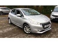 2013 Peugeot 208 1.2 VTi Active 5dr Manual Petrol Hatchback
