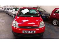 FORD FIESTA 1.25 FINESSE 5 DOOR BRIGHT RED FSH 1 FORMER KEEPER C/LOCKING 2004 04