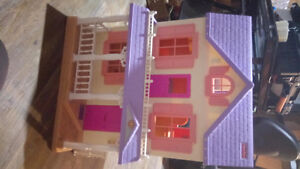 Large Fisher Price Dollhouse