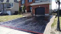 Vendeurs recherchés pour Scellant asphalte