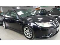 2008 SAAB 9-3 DTH VECTOR SPORT Black Manual Diesel