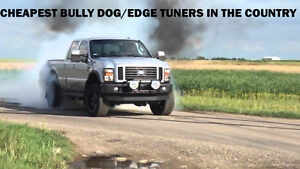 BEST PRICE IN CANADA! BULLY DOG/EDGE TUNERS, DPF DEL & MORE!