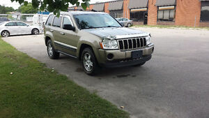 2006 Jeep Grand Cherokee 4X4 V6 SAFETY & E-TESTED London Ontario image 2