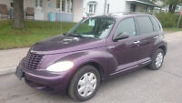 2005 Chrysler PT Cruiser Cabriolet AUTOMATIC