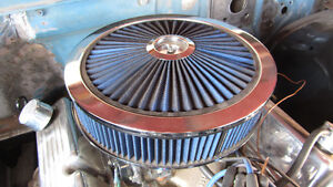 Spectre air cleaner