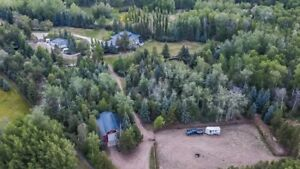 Secluded 6.5 Acre Property!