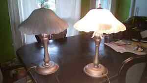 2 lampes