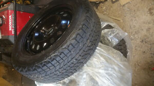Firestone Winterforce 225/60/R17