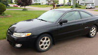 1999 Toyota Solara Coupe SLE Selling for parts or for a mechanic