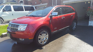 2008 Lincoln MKX Limited NAVI / LTHR / ROOFS / TOWING
