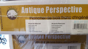 New Wood Flooring - 1/2 inch - Antique Perspective