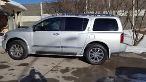 FULLY LOADED 2010 INFINITI QX56 LUXURY SUV 7 SEATER  $18500