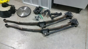 1970 chevy nova rear suspension for mini tub