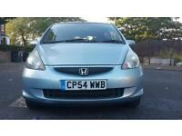 2005 HONDA JAZZ 1.4 CVT - PETROL - LOW MILES - CHEAP TO RUN - AUTOMATIC
