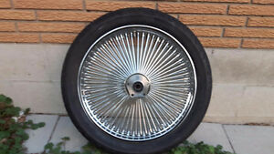 19 inch double disc front rim fr touring had on my electra glide