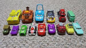 Disney Toy Cars $15