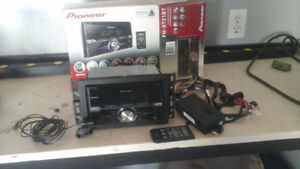 Pioneer Bluetooth CD Player with Silverado Harness
