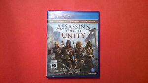 Assassin's Creed Unity - Limited Edition - PS4 - Brand New