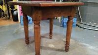 table basse antique