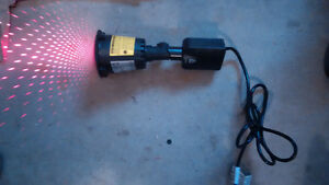 Christmas Projector Light - Red/Green - ONLY $15