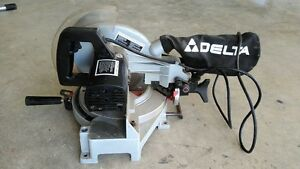 "10"" Delta Compound Miter Saw"