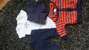 EUC Newborn Outfits