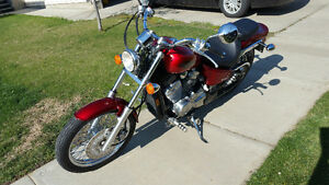 2006 Honda Shadow $3300OBO Must See Bike