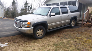 2006 yukon xl slt-loaded-leather-inspected.may take part trade