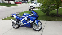 1997 Yamaha YZF600R For Sale - Excellent Condition