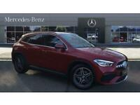 2021 Mercedes-Benz GLA 200d AMG Line 5dr Auto Diesel Hatchback Hatchback Diesel