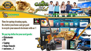We pay top price for your gold !!