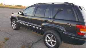 2004 Jeep Grand Cherokee Overland great condition