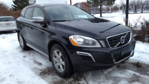 2011 Volvo XC60 R Design Level III, T6, Navi, Blis +