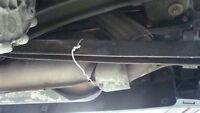 2009 Smart Exhaust Flex Pipe-$300