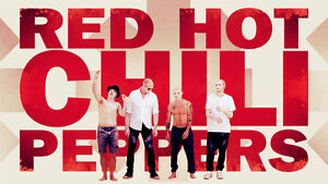 ★@# RED HOT CHILI PEPPERS BELL CENTRE MONTREAL 20 JUIN 2017 ★@#