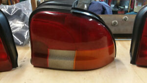 Dodge Neon Export Taillights and turn signals.