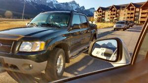 2003 Ford Explorer Sport Pickup Truck