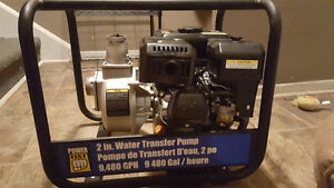 2 inch 210cc gas powered water pumps
