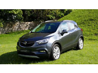 DEC 2017 '67' VAUXHALL MOKKA X 1.4T ACTIVE AUTOMATIC. ONLY 1300 MILES!