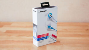Bose On-Ear Headphones And Bose Freestyle Earbuds Ice Blue