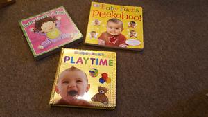 Hard Cover Baby board books