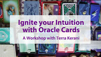 Workshop: Ignite your Intuition with Oracle Cards (Tarot++)