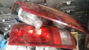 2009 to 2016 dodge ram right tail light