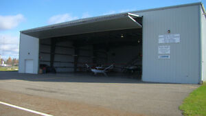 Heated Hangar Space for Rent - Peterborough Airport YPQ
