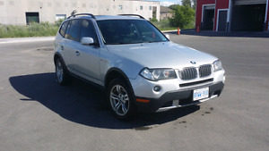 2008 BMW X3 fully equipped
