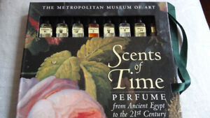 Scents of Time Perfume from Ancient Egypt to the 21st Century