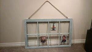Antique window - picture frame