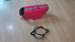 Dog Harness and Life Jacket