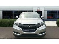 2016 Honda HR-V 1.5 i-VTEC EX 5dr Petrol Hatchback Hatchback Petrol Manual